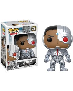 Funko Pop! DC Heroes Justice League 209 Cyborg